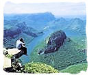 Breathtaking view of Blydepoort dam and surrounds in Mpumalanga, South Africa