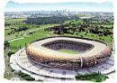 Soccer City stadium in Johannesburg