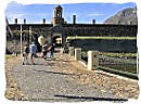 Entrance to the Castle of Good Hope in the Cape