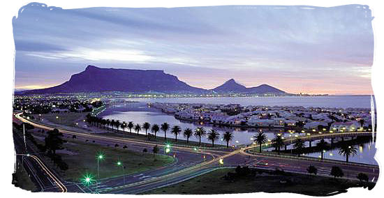 South African cities - Cape Town South Africa - South Africa cities