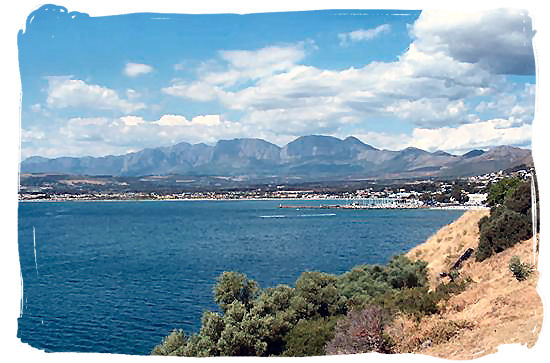 Gordons Bay - Travel in South Africa, South Africa travel information