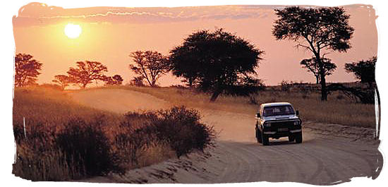 North West Province, the land of endless African savannah and breathtaking wildlife scenery