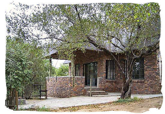 Self-catering chalet in Marloth Park, adjacent to the Kruger National Park