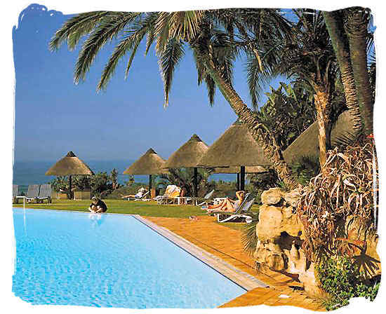 The Wild Coast Sun hotel overlooking the Indian ocean - South Africa Tours, Best Safari Tours of South Africa