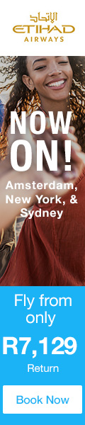 Special offer flights to Amsterdam, New York, Sydney