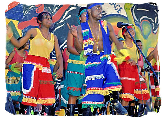 Rainbow music - South African Music, a Fusion of South Africa Music Cultures
