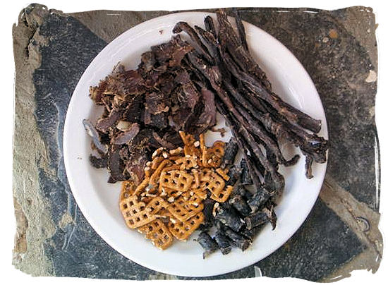 Biltong - South African food adventure, South Africa food safari
