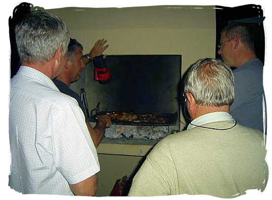 "The ""braai"" is a perfect opportunity for a relaxed social get together - South African barbecue tips and ideas"