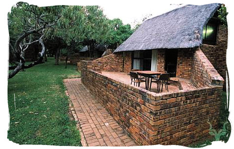 Berg en Dal Rest Camp, Kruger National Park, South Africa - Bungalow accommodation at the Camp