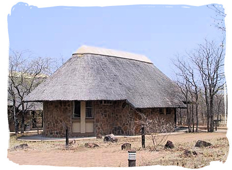 Bungalow at Mopani rest camp