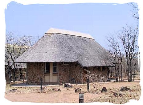 Bungalow at Mopani rest camp
