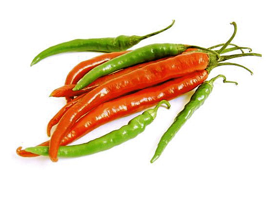 Chilli peppers - Portuguese food cuisine in South Africa