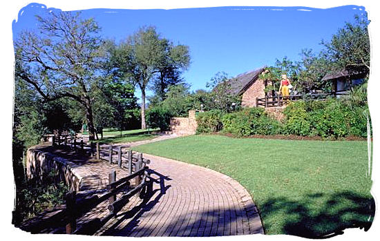 Berg en Dal Rest Camp, Kruger National Park, South Africa - Cottages at the Camp