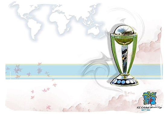 The Cricket World Cup Trophy - Cricket South Africa