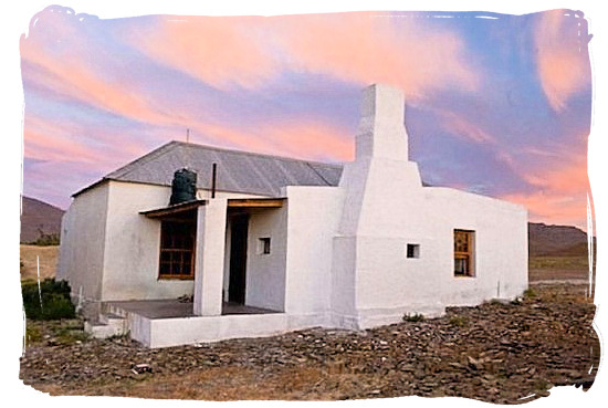 DeZyfer Cottage - Tankwa Karoo National Park, National Parks in South Africa