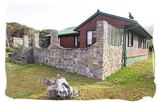 The Duiker family cottage in the Table Mountain National Park - From luxury to cheap accommodation in Cape Town and Cape Peninsula