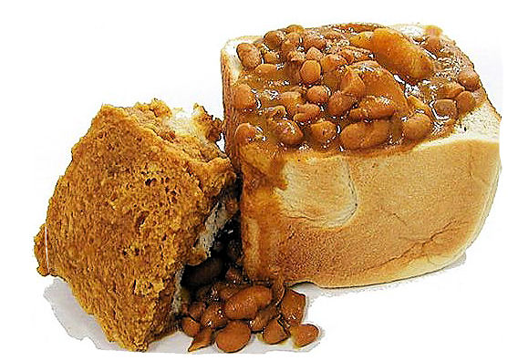 Bunny Chow (called