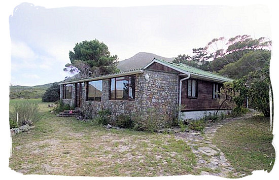 The Eland family cottage in the Table Mountain National Park - From luxury to cheap accommodation in Cape Town and Cape Peninsula