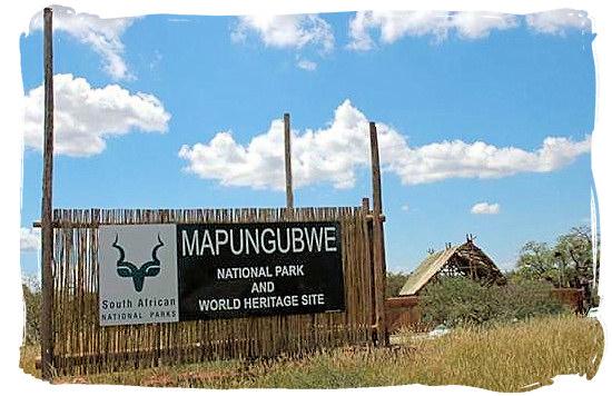 Entrance to the Mapungubwe National Park