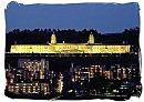 Union Buildings in Pretoria at dusk