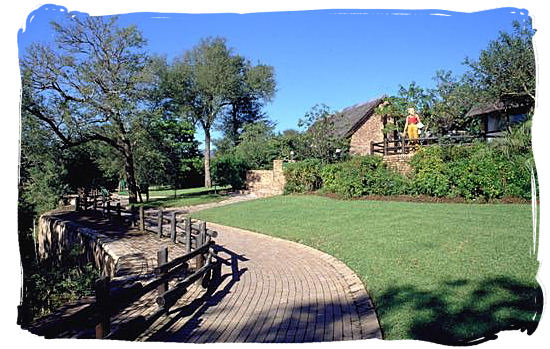 Family Cottages at Berg-en-Dal camp - Kruger National Park accommodation