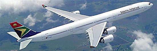 South African Airways, South Africa's national airline company