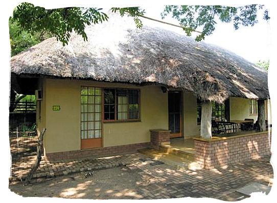 Guest cottage - Skukuza Safari, Travel and Accommodation