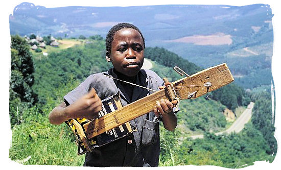 Me and my guitar - South African Music, a Fusion of South Africa Music Cultures