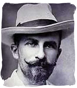 Major James Stevenson-Hamilton, first warden of the Kruger National Park