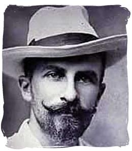 Major James Stevenson-Hamilton, first warden of the Kruger National Park