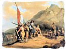 Arrival of Jan van Riebeeck in the Cape