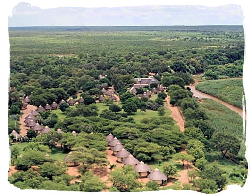 Letaba main rest camp, Kruger National Park, South Africa