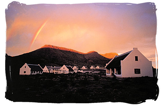 The main rest camp of the Karoo National Park - Great Karoo Accommodation, Karoo National Park South Africa