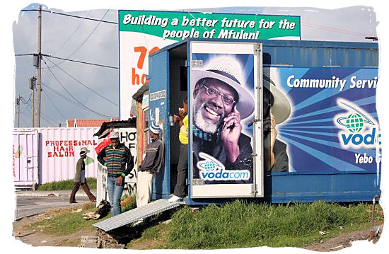 Mobile phone services available in even the most remote rural regions