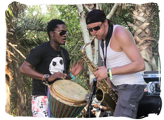 Fusion of music - South African Music, a Fusion of South Africa Music Cultures