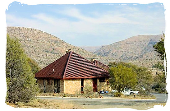 Chalet accommodation in the Park - about the Cape Mountain Zebras in the Mountain Zebra National Park
