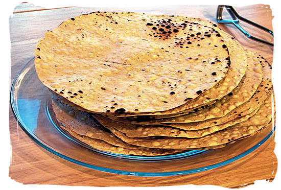 Poppadums - South African food adventure, South Africa food
