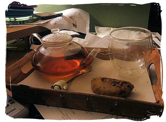 Rooibos Tea - South African food adventure, South Africa food