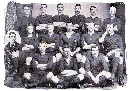 This was the first South African team to beat a British team. The match was between the South Africans and the second British team played at Newlands in the Cape in 1896. South Africa won by 5 points to nil - Brief History of Rugby
