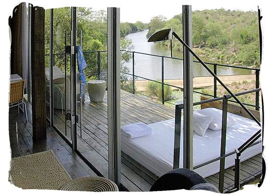 Singita private game lodge - Kruger National Park accommodation