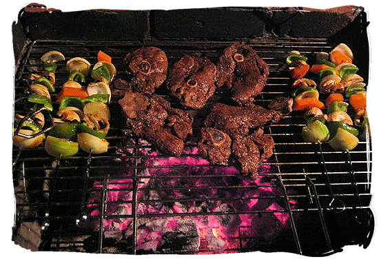 "The South African ""braai"" (barbecue) is a way of life and a culinary experience unequalled in the world - Delicious food in South Africa, South African food guide"