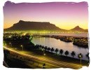 View of Cape Town at dusk