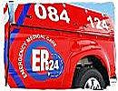 Medical emergency vehicle