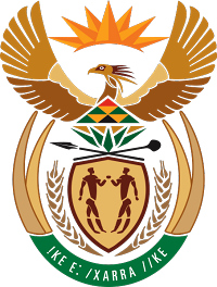South African Coat of Arms - National symbols of South Africa