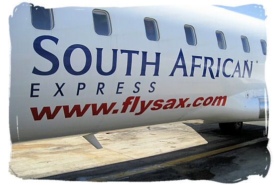 South African Express airlines