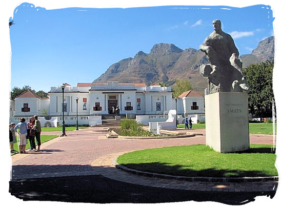 The South African National Gallery in Cape Town, Western Cape province - South African Art, Art Galleries in South Africa, South African Artists