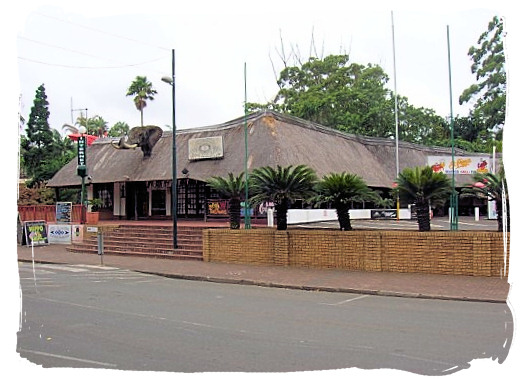 St Pizza restaurant in St Lucia - Heritage Sites in South Africa, Nature Reserves of South Africa