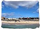 Summerstrand beach at Port Elizabeth
