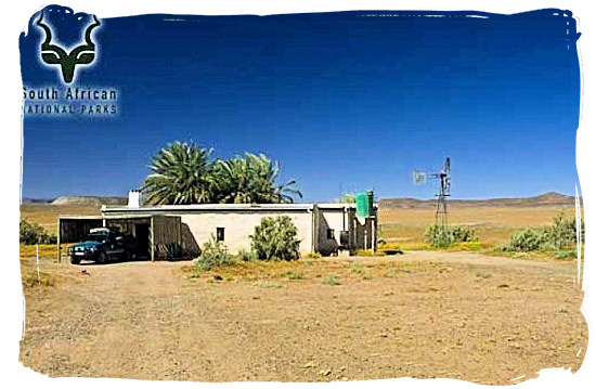Varschfontein Cottage - Tankwa Karoo National Park, National Parks in South Africa