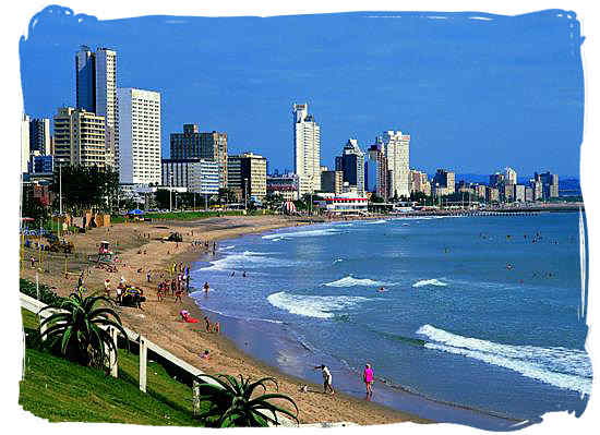 City of Durban in KwaZulu-Natal - South Africa Tours, Best Safari Tours of South Africa